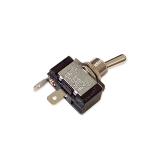 Toggle Switch Spst 2 Snap In Termianls 20a 125a