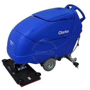 Clarke Focus Ii Boost 32 Floor Scrubber Machine Scrubber