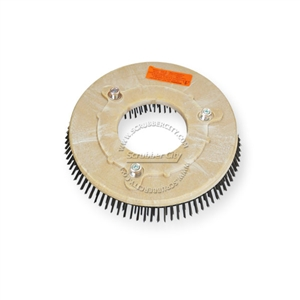 11 Quot Steel Wire Scrubbing Brush Assembly Fits Nss National